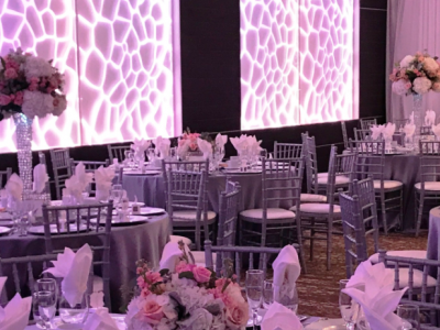 No matter the size or type of event you are planning, the Mirage Banquets are the perfect fit. From traditional to modern, our customizable ballrooms are are sure to amaze!